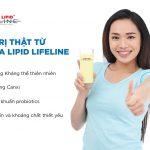 4 giá trị thật từ sữa non Alpha Lipid
