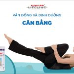 Sữa non Alpha Lipid Lifeline cân bằng vận động và dinh dưỡng